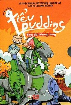 Tiểu Pudding - Thời Đại Khủng Long (Trọn Bộ 4 Tập)
