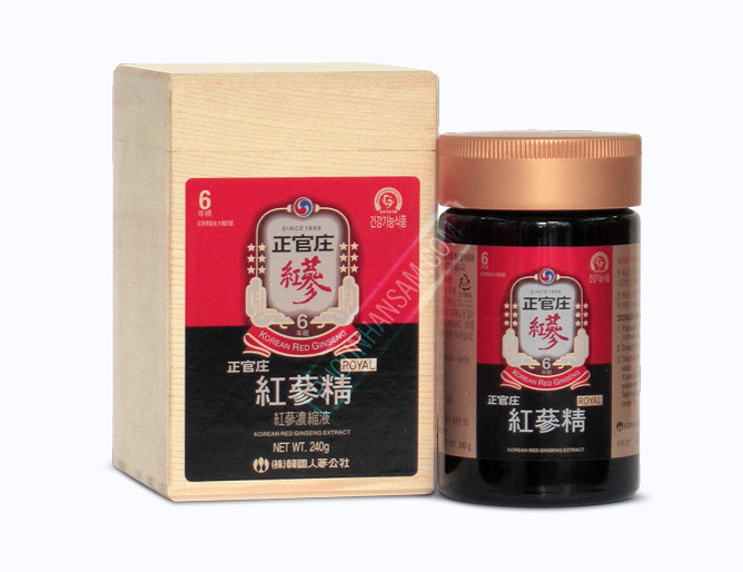 Tinh chất chiết xuất cao hồng sâm Cheong Kwan Jang 240g