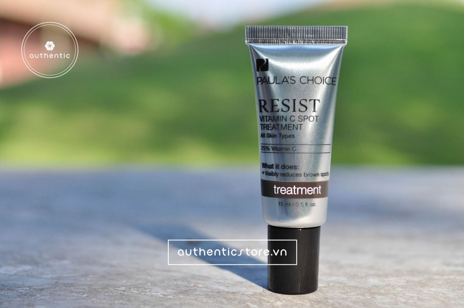 Tinh chất đặc trị nám Paula's Choice Resist 25% Vitamin C Spot Treatment 15ml