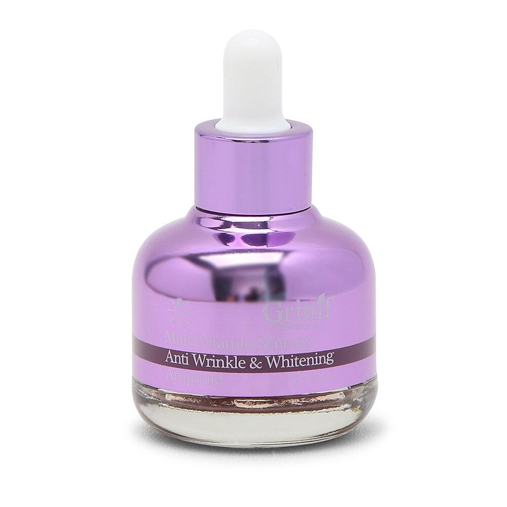 Tinh chất đặc trị nhăn và chống lão hóa sớm Grinif Multi Vitamin Synergy Ampoule 30ml