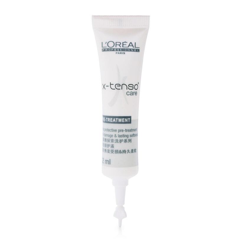 Tinh chất đặt trị tóc hư tổn L'Oreal X-Tenso Care Pre-Treatment 12ml