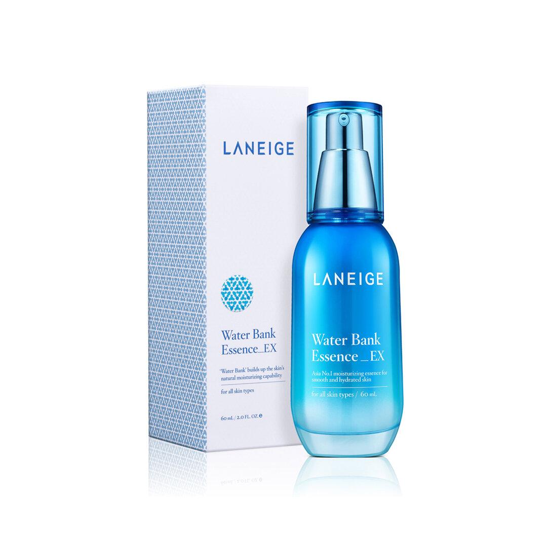 Tinh chất dưỡng ẩm 24h Laneige Water Bank Essence Ex