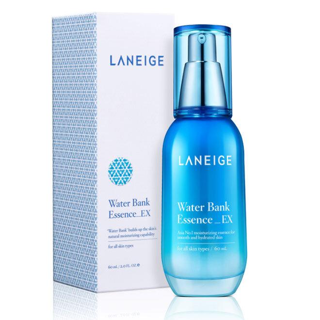 Tinh chất dưỡng ẩm cho làn da mềm mượt Laneige Water Bank Essence 60ml
