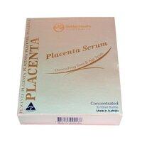 Tinh chất nhau thai cừu trị nám và trắng da Golden Health Concentrated Placenta Serum 3 x 10ml