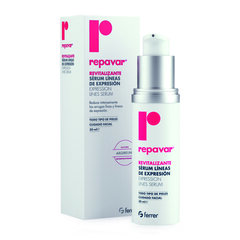 Tinh chất trẻ hóa da, chống lão hóa Repavar Revitalizante Expression Lines Serum 30ml