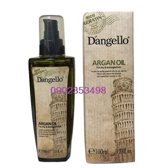 Tinh dầu bóng tóc Dangello Argan Oil – 100ml