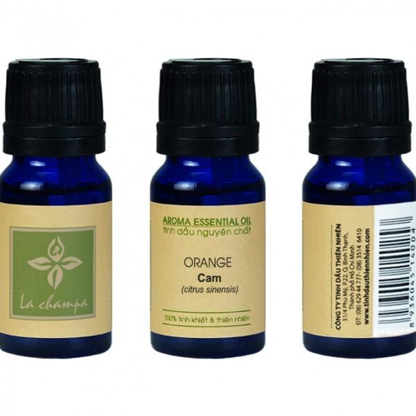 Tinh dầu cam ngọt – Orange Oil