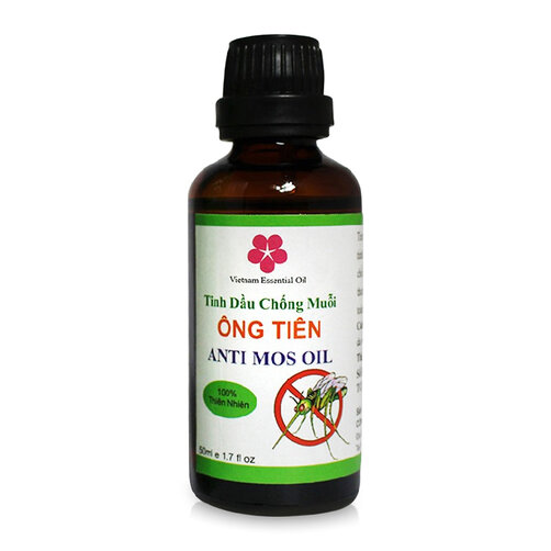 Tinh dầu chống muỗi Ông Tiên Anti Mos Oil 50ml