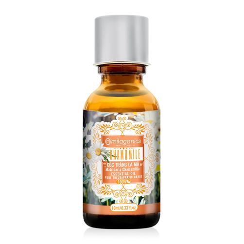 Tinh dầu cúc trắng La Mã Milaganics Chamomile Essential Oil 10ml