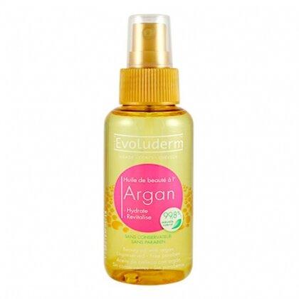 Tinh dầu dưỡng da Evoluderm Argan 100ml