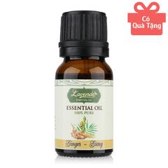 Tinh dầu gừng tinh khiết Lavende Ginger Essential Oil 10ml