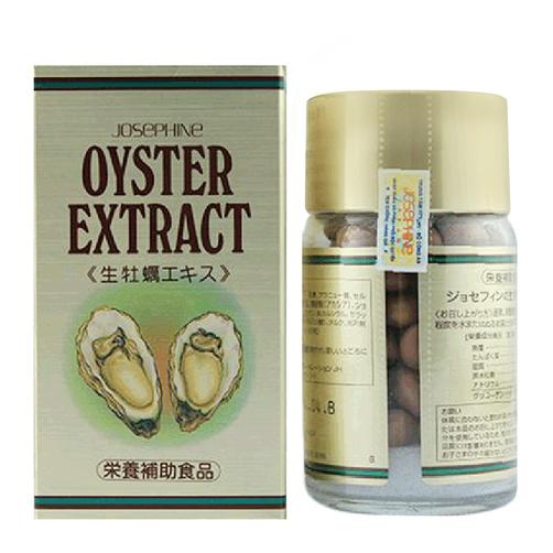 Tinh dầu hàu Josephine Oyster Extract 90 viên