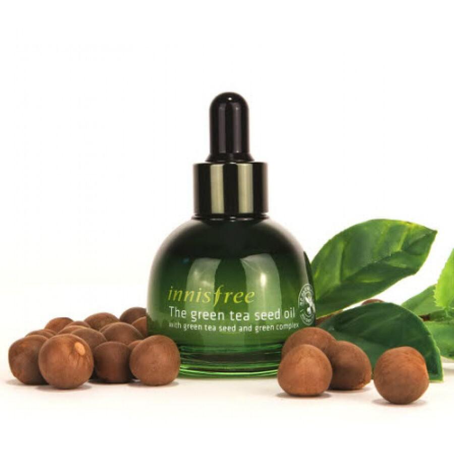 Tinh dầu Innisfree The Green Tea Seed Oil 30ml