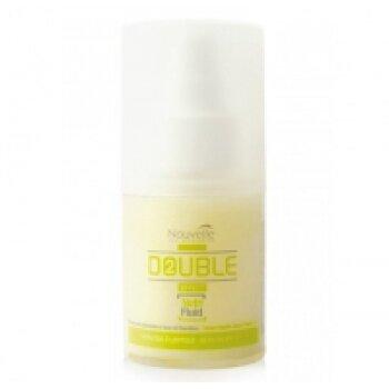 Tinh dầu keratin Nouvelle double effect nutri fluid dược thảo dưỡng trị tóc hư 75ml