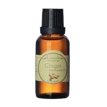 Tinh dầu nguyên chất Gừng Ginger Pure Essential Oil 10ml