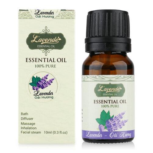 Tinh dầu oải hương tinh khiết Lavende Lavender Essential Oil 10ml