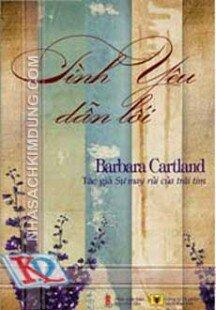Tình yêu dẫn lối - Barbara Cartland