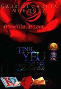 tình yêu thời thổ tả (tái bản)