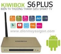 Tivi box Kiwibox S6 Plus
