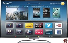Tivi LED 3D Philips 60PFL6008H - 60 inch, Full HD (1920 x 1080)
