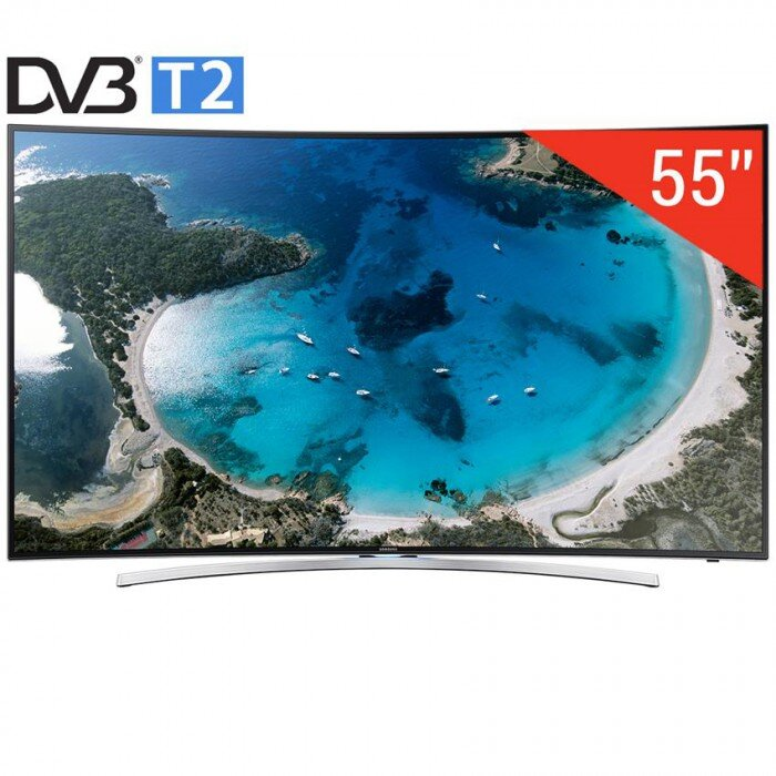 Tivi LED 3D Samsung UA55H8000 - 55 inch, Full HD (1920 x 1080)