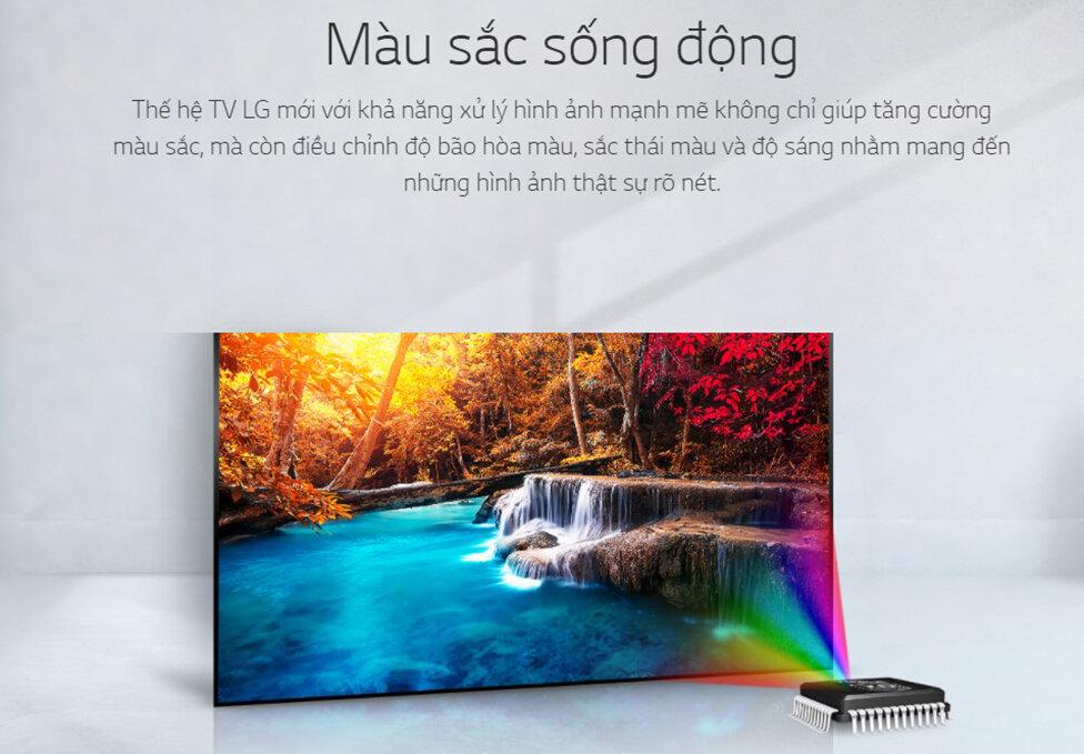 Tivi LED LG 49LJ510 - 49 inch, Full HD (1920 x 1080)