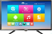 Tivi LED Samsung UA55JU6060 (55JU6060) - 55 inch, 4K - UHD (3840 x 2160)
