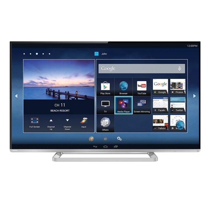 Tivi LED Toshiba 47L5450 (47L5450VN) - 47 inch, Full HD (1920 x 1080)