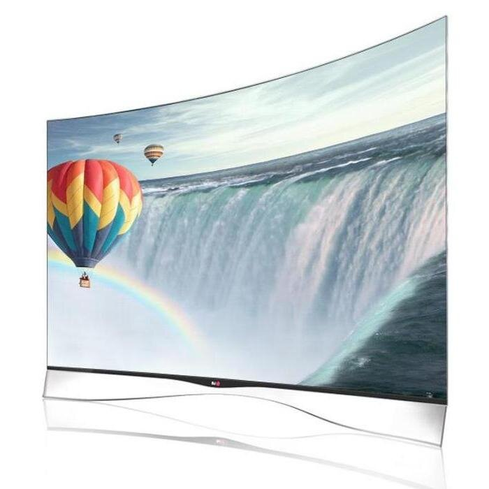 Tivi OLED 3D LG 55EA970T - 55 inch, Full HD (1920 x 1080)