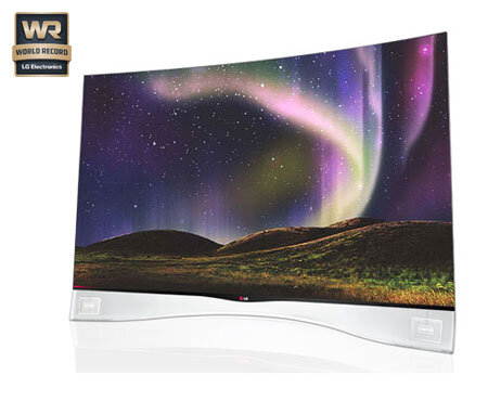 Tivi OLED LG 55EA9800 - 55 inch, Full HD (1920 x 1080)