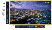 Tivi Smart Asanzo 50AU5900 - 50 inch, Full HD