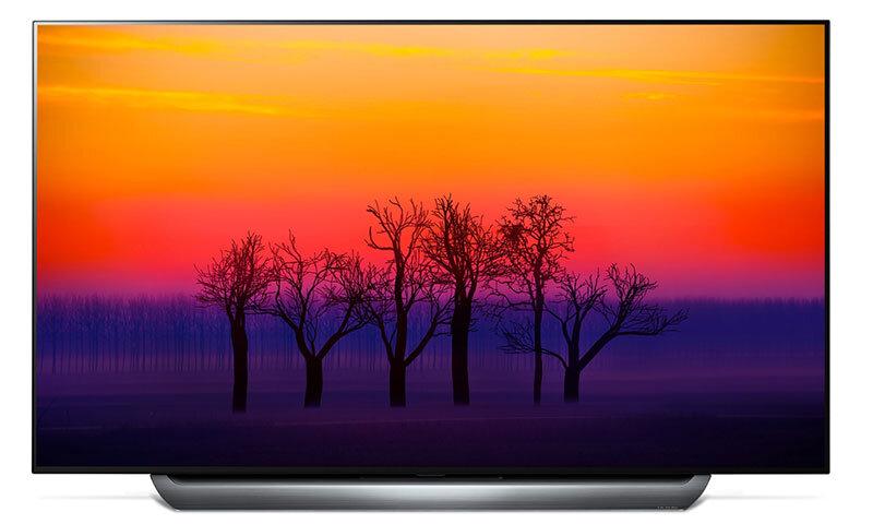 Tivi Smart OLED LG 55C8PTA - 55 inch, Ultra HD 4K (3840 x 2160)