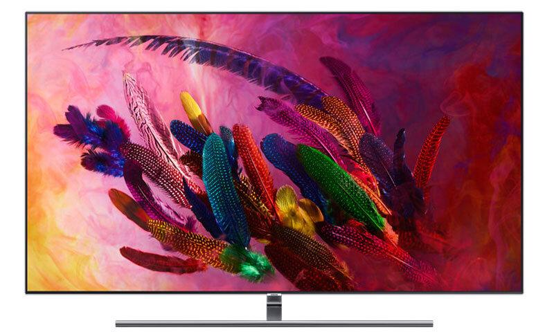 Tivi Smart QLED Samsung QA75Q7FN (QA-75Q7FN) - 75 inch, Ultra HD 4K (3840 x 2160)