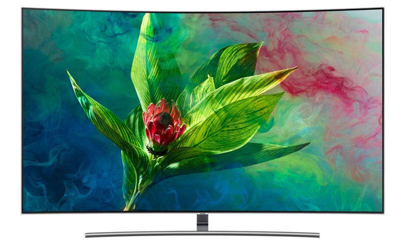 Tivi Smart QLED Samsung QA55Q8CN (QA-55Q8CN) - 55 inch, Ultra HD 4K (3840 x 2160)