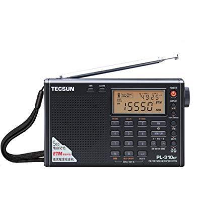 Đài radio kỹ thuật số Tecsun PL-310ET