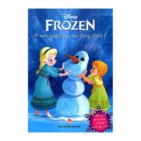 Tô màu - Công chúa băng tuyết - Tập 1