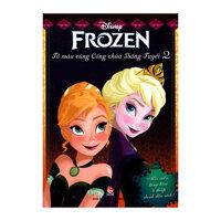 Tô Màu Cùng Công Chúa Băng Tuyết Frozen Tập 2