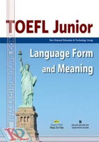 TOEFL Junior - Language Form and Meaning