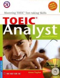 Toeic Analyst Second Edition (Kèm 3 CD)