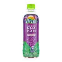 Nước nho nha đam Vfresh Vinamilk chai 350ml