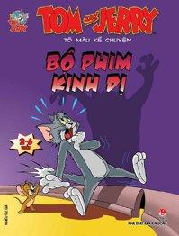Tom Và Jerry Tô Màu Kể Chuyện - Bộ Phim Kinh Dị