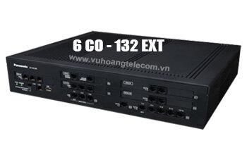 Tổng đài điện thoại IP Panasonic KX-NS300-6-132