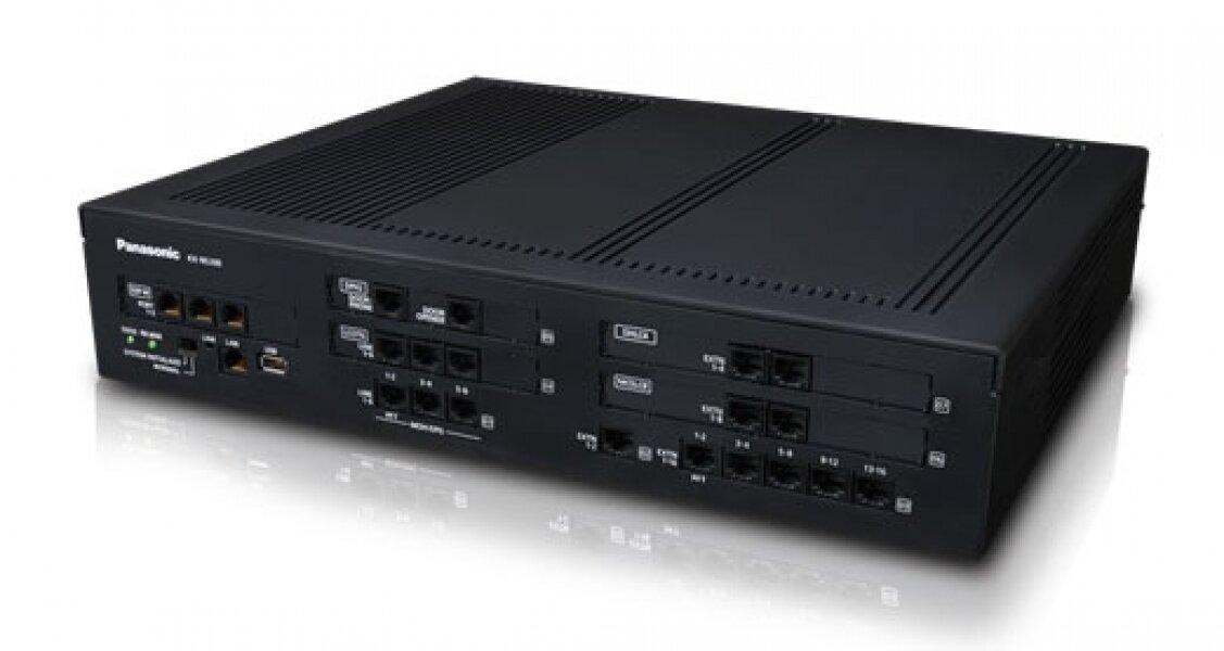 Tổng đài Panasonic KX-NS300, 6 trung kế, 24 máy nhánh
