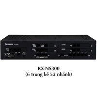 Tổng đài Panasonic KX-NS300 6 trung kế-52 máy nhánh
