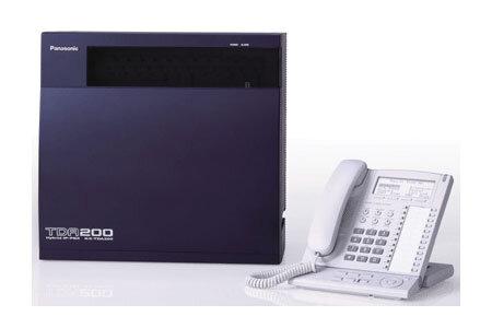 Tổng đài Panasonic KX-TDA200-16-120