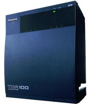 Tổng đài Panasonic KX-TDA100DBP - [8CO-104EXT]