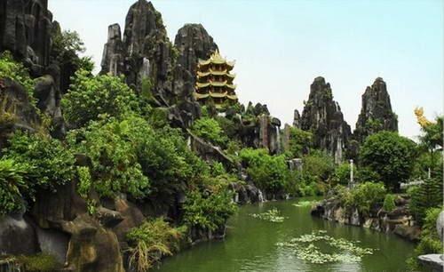 Tour du lịch Đà Nẵng - Ngũ Hành Sơn - Hội An
