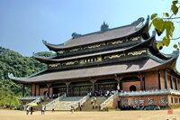 Tour du lịch Hà Nội - Bái Đính - Tam Cốc - Hạ Long - Yên Tử