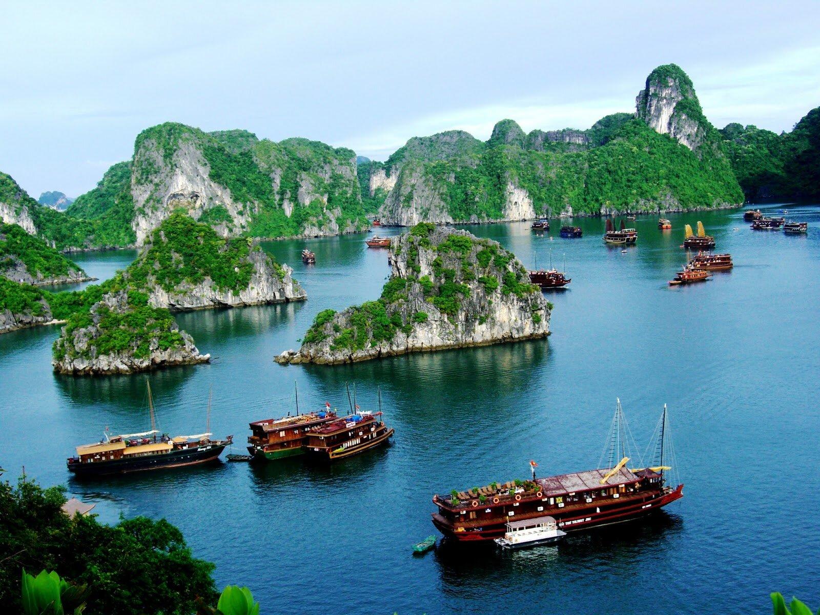 Tour du lịch Hà Nội - Hạ Long - Cát Bà