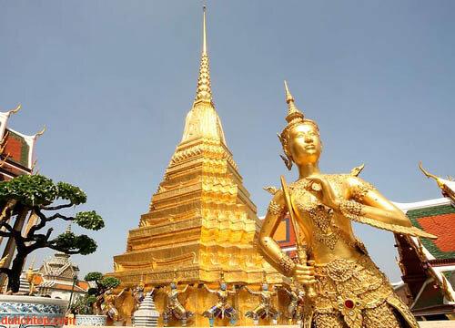 Tour du lịch Hà Nội - Thái Lan